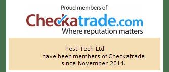 CheckaTrade Member | Pest Control Maidstone